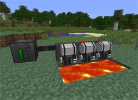 3x Heat Generators