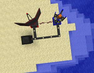 how to make a missile in minecraft